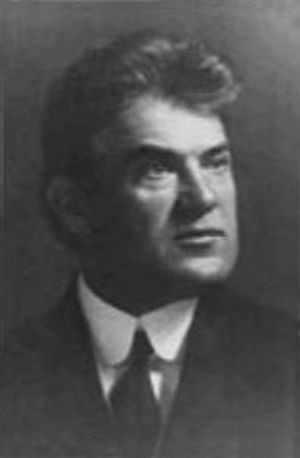 František Drdla - Portrait of František Drdla