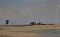 Franz Bunke - Landschaft mit Windmühle (Titel unbekannt).jpg