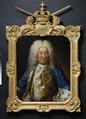 Fredrik I, 1676-1751, kung av Sverige, lantgreve av Hessen-Kassel (Martin van Meytens d.y.) - Nationalmuseum - 16024.tif