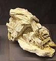 Freiberg, Terra mineralia, Euklas auf Muskowit.jpg