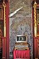 "Fresco on the northern altar pillar, ""Pakhomy Veliky and angel"".jpg"