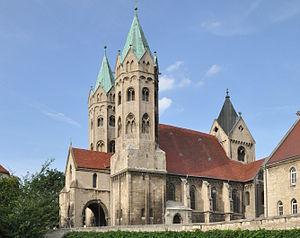 Freyburg, Germany - Image: Freyburg Marienkirche 12 Ansicht von Süden