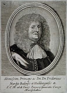 Frederick VI, Margrave of Baden-Durlach Margrave of Baden-Durlach
