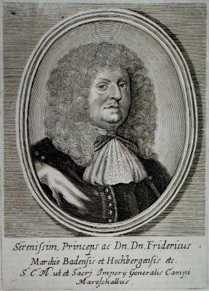 Frederick VI, Margrave of Baden-Durlach - Frederick VI, Margrave of Baden-Durlach