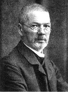 Wilhelm Franz Meyer German mathematician