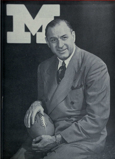 History of Michigan Wolverines football in the Crisler years
