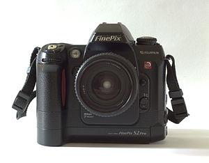 Fujifilm FinePix S-series - Fujifilm FinePix S2 Pro