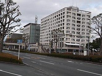 Fuji, Shizuoka - Fuji City Hall
