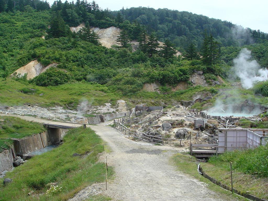 Fukenoyu-spa