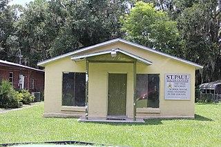 Espanola Schoolhouse Wikipedia list article