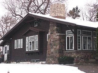 Fuller House (Syracuse, New York) United States historic place