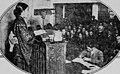 FusakoKutsunei- Womens suffrage in Japan 1922 newspaper.jpg