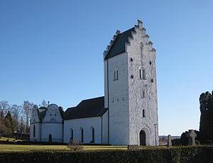 Gårdstånga - Gårdstånga church