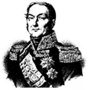 François-Nicolas-Benoît Haxo - François Nicolas Benoît Haxo