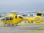 G-WPDE Eurocopter EC135 Helicopter (29538401836).jpg