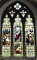 GOC Sawbridgeworth 082 Stained glass, Great St Mary's Church, Sawbridgeworth (30506345281).jpg