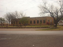 Gail courthouse.JPG