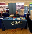 Gale Cengage at the School of Advanced Study History Day Oct 2017.jpg
