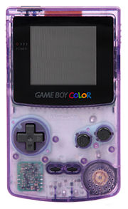 Image illustrative de l'article Game Boy Color