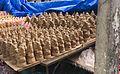 Ganesh Chaturthi Photos - An army of eco friendly Ganapati idols.jpg