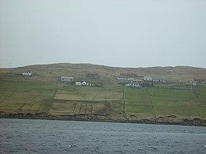 Vidlin - Image: Gardin, Vidlin, Shetland geograph.org.uk 157825