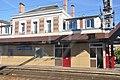 Gare de Conflans-Sainte-Honorine BV gros plan.JPG