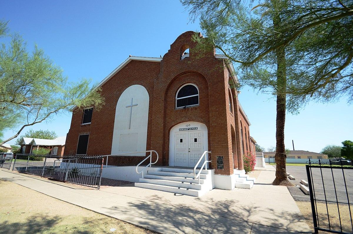 Garfield Methodist Church Wikipedia