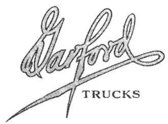 Superior Coach Company - Garford Motor Truck Company - logo 1912