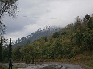 Jhelum Valley (Kashmir) Valley in Azad Jammu and Kashmir, Pakistan