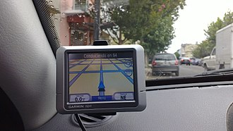 Satellite navigation - Automotive navigation system