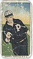 Garrett, Portland Team, baseball card portrait LCCN2008677306.jpg
