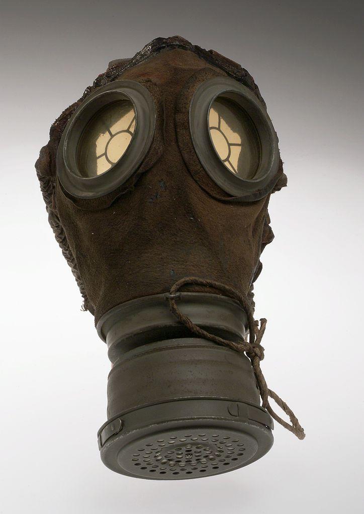File Gas Mask  Germany Wellcome L0058505 Jpg