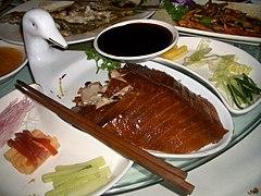 Gastronomia china-Pato a la pekinesa5251