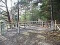 Gate to bridleway on MoD land - geograph.org.uk - 1054113.jpg