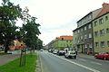 Gdańsk ulica Kościuszki (skrzyżowanie z ulicą Chrobrego).JPG