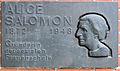 Gedenktafel Karl-Schrader-Str 7 (Schöb) Alice Salomon.JPG