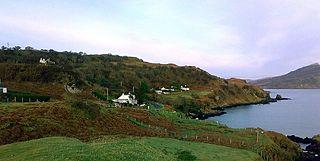Gedintailor Human settlement in Scotland
