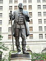 Gen. Moses Cleaveland by James G. C. Hamilton - DSC07989.JPG