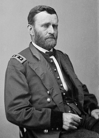 Western Theater of the American Civil War - Image: Gen US Grant