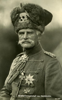 August von Mackensen German general