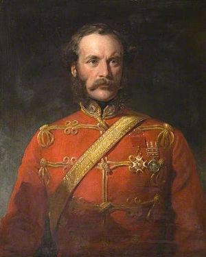 Edward Greathed - Sir Edward Greathed