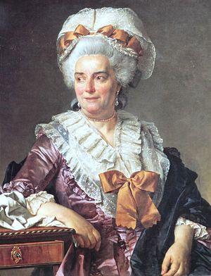Marguerite Charlotte Pécoul - Image: Geneviève Jacqueline Pecoul par David