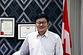 Geng Tan - Member of Parliament for Don Valley North - 2019.jpg