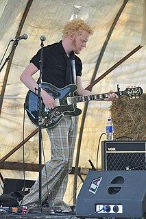 Gentleman Reg Canadian musician