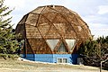 Geodesic dome house on East Collins Road in Gillette, Wyoming.jpg