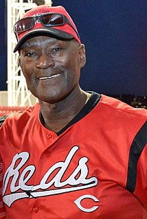 George Foster (baseball) American baseball player and scout