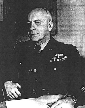 George A. White - Major General George A. White