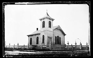 George Bradford Brainerd. Church, Quogue, Long Island, ca. 1872-1887.jpg