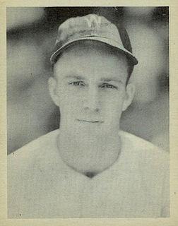 George Case American baseball player