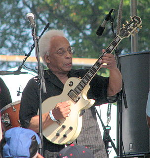 George Freeman (guitarist) American musician